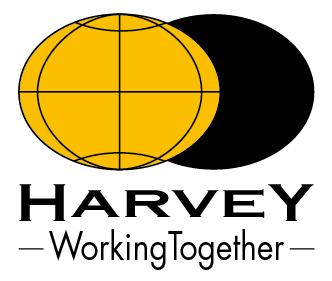 Harvey Maps Working Together Logo